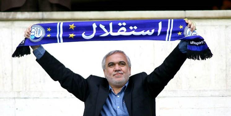 اتفاقات عجیب در آستانه مدیر عاملی مجدد فتح الله زاده در استقلال