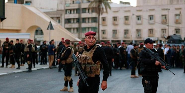ورودی های منطقه سبز بغداد بسته شد