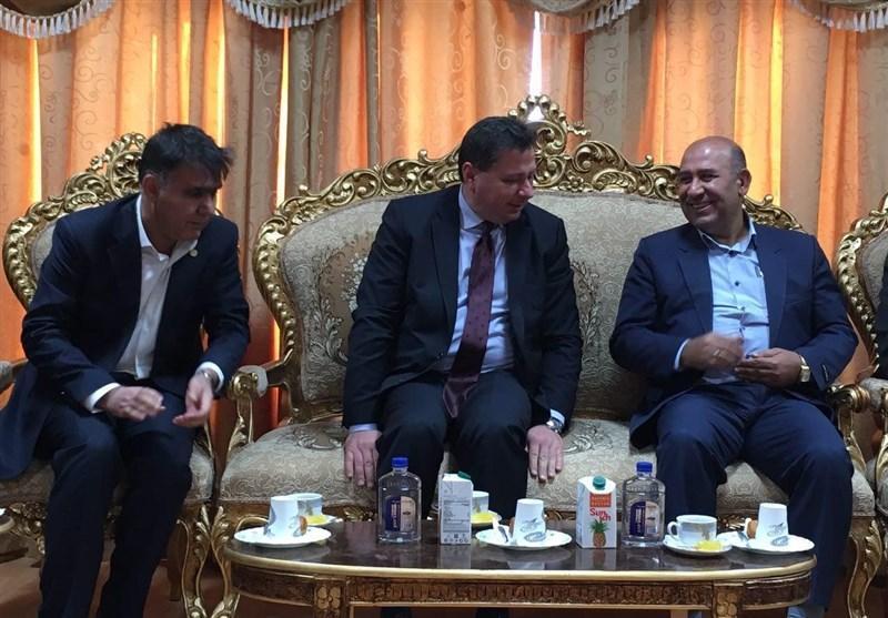 سفیر بلغارستان از طرح های کشاورزی، صنعتی و گردشگری یاسوج بازدید می نماید