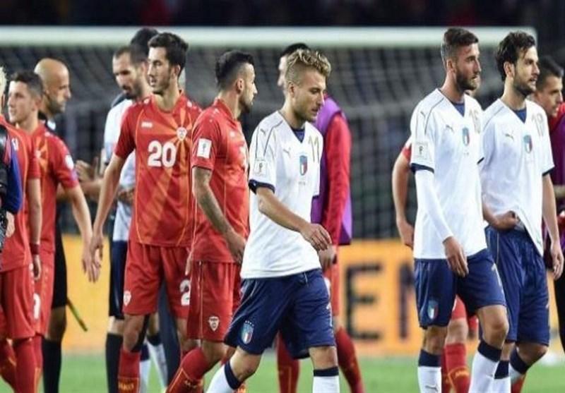 تغییر سیستم بازی ایتالیا برای مصاف با آلبانی