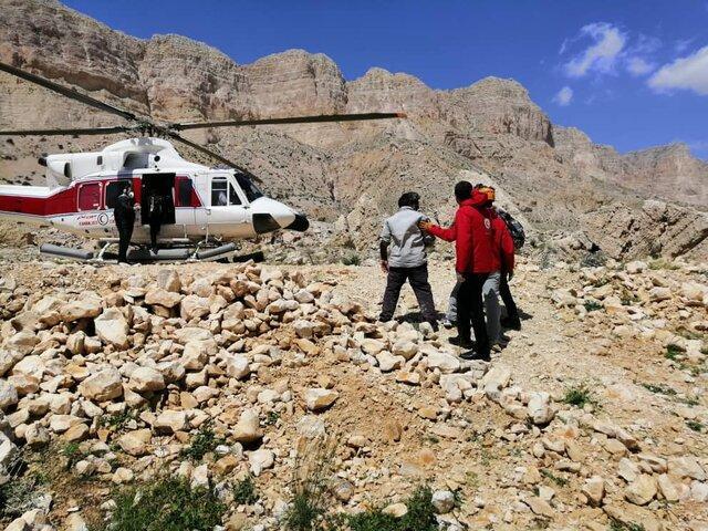 خسارت به منازل، باغات و تاسیسات زیربنایی ، نجات 40 نفر گرفتار در سیل