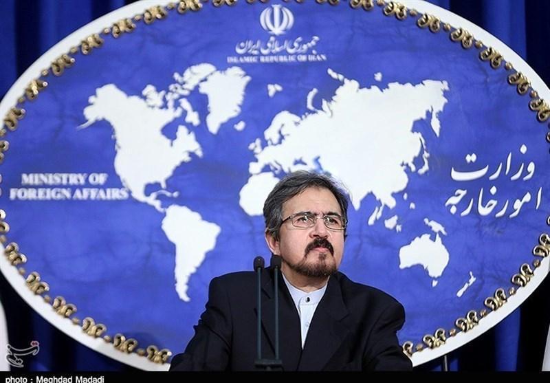 قاسمی: اتحادیه اروپا از تکرار اظهارات غیرمتعارف درباره روندهای قضایی ایران خودداری کند