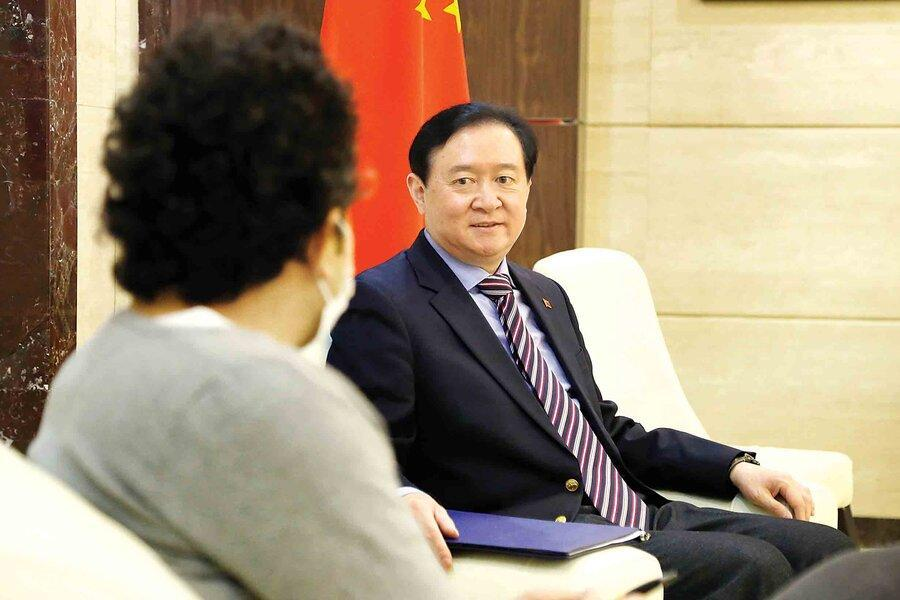 گفت وگو با سفیر چین؛ از کرونا تا واقعیت های بین المللی و برجام