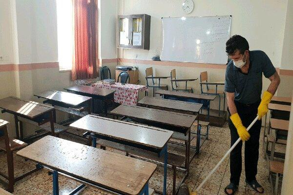 2 میلیارد تومان برای مقابله با کرونا به مدارس گلستان اختصاص یافت