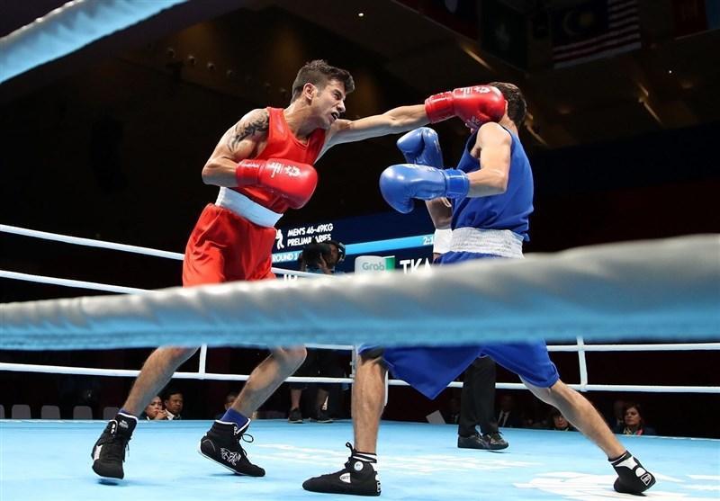 بوکس گزینشی المپیک، مبارزات سخت 4 نماینده بوکس ایران برای کسب سهمیه المپیک