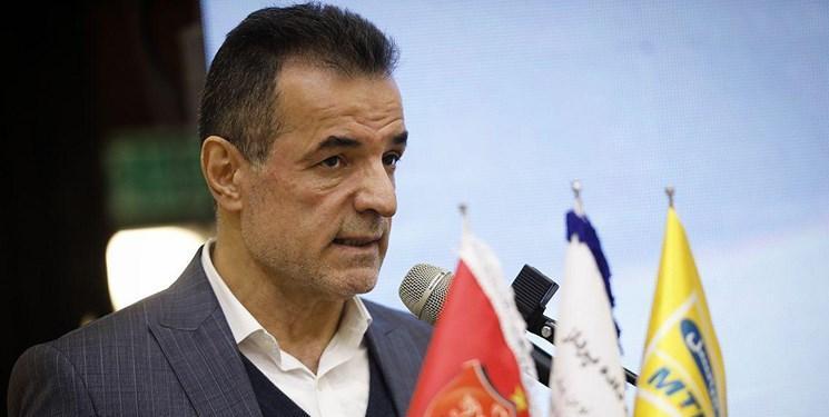 انصاری فرد از مدیرعاملی باشگاه پرسپولیس استعفا کرد