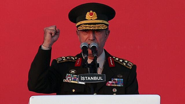 وزیر دفاع ترکیه: با روسیه درباره بندهای توافق آتش بس ادلب توافق کردیم