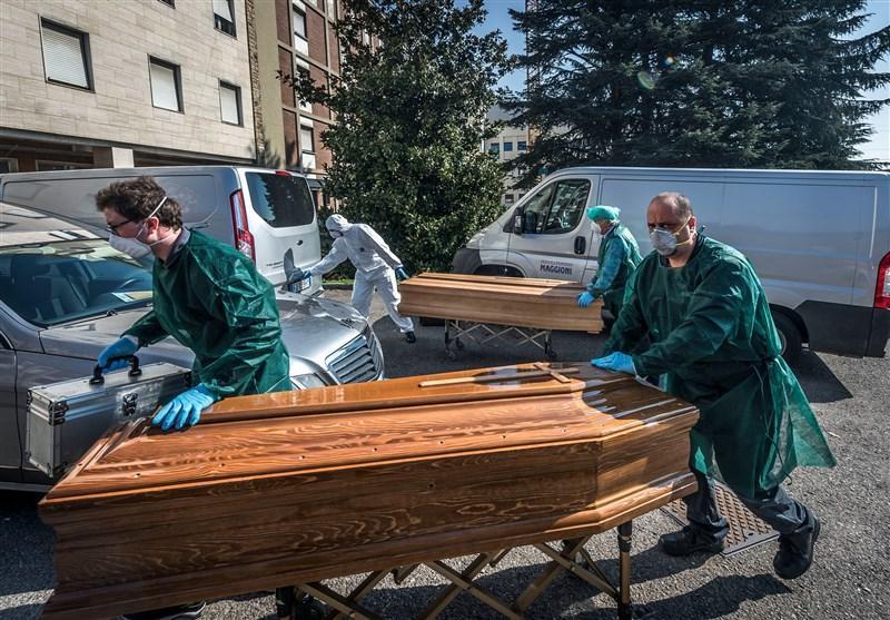 ایتالیا در آمار مرگ ومیر بر اثر کرونا از چین پیش افتاد