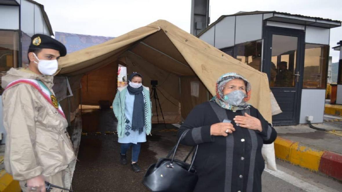 پایش 65 هزار نفر در عوارضی رشت - قزوین