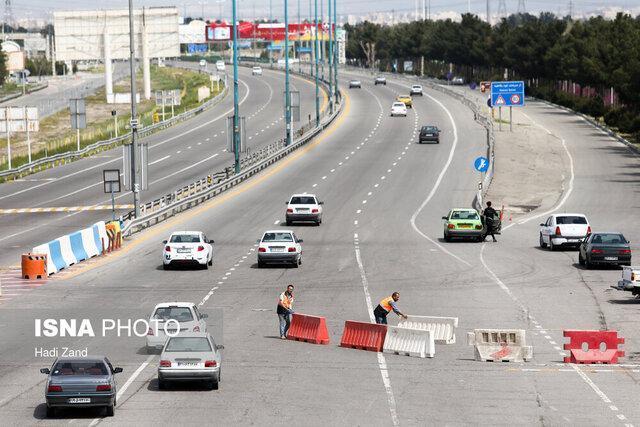 اجرای طرح کاهش زنجیره انتقال کرونا با قاطعیت پلیس، رانندگان متخلف اعمال قانون می شوند