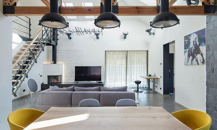 بازسازی و دکوراسیون داخلی خانه