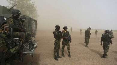مرگ 7 غیر نظامی درحمله انتحاری بوکوحرام