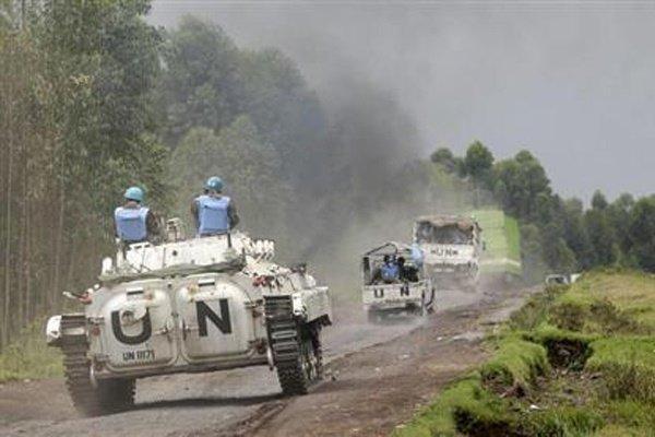 سازمان ملل جابجایی نیروهای حافظ صلح را ممنوع کرد