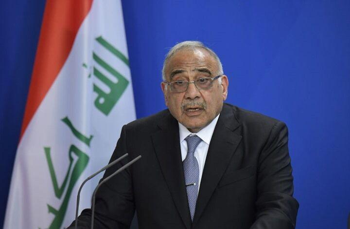 خبرنگاران عبدالمهدی خواستار تسهیل بازگشت اتباع عراقی به کشور شد
