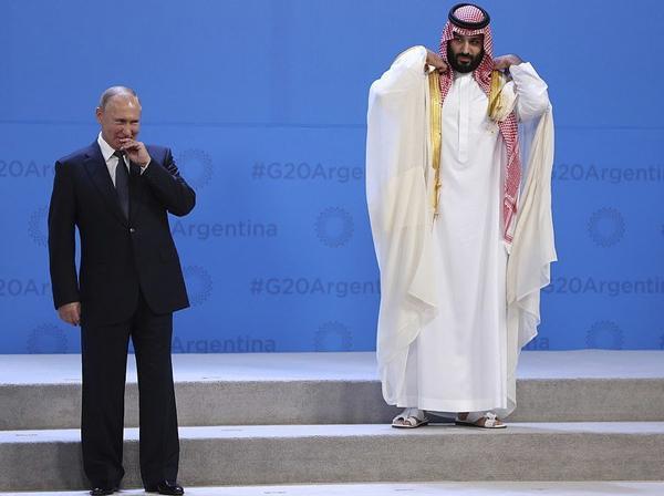 چه چیزی مانع از توافق نفتی بین مسکو و ریاض می گردد؟ ، پوتین، برای کنار زدن ترامپ، روی بن سلمان حساب نموده بود اما ...