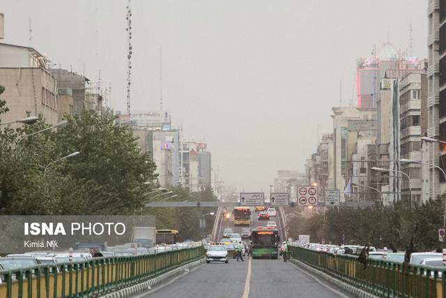 تنفس هوای مطلوب در پایتخت طی امروز