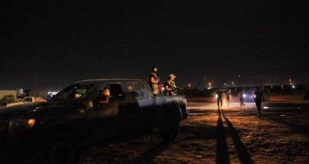 نیروهای امنیتی و حشد شعبی عراق با عناصر داعش در بغداد درگیر شدند