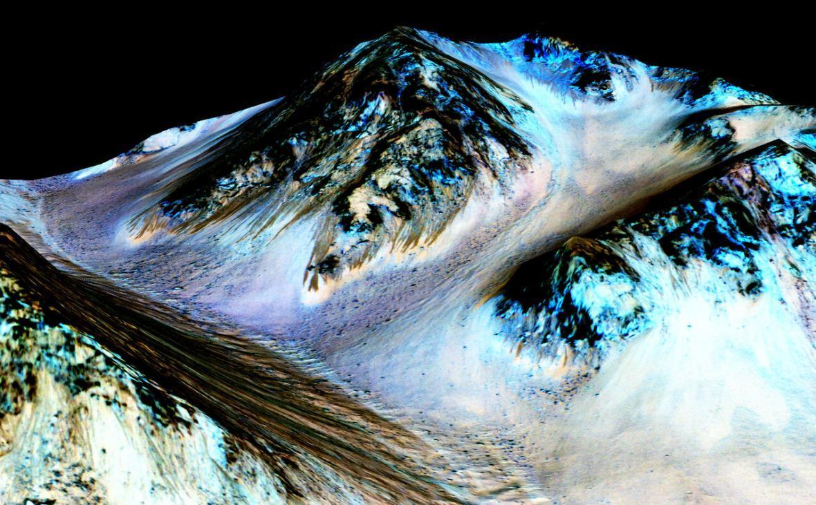 8 مکان توریستی در مریخ