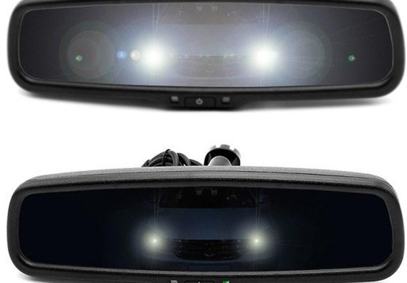آپشن های فنی خودرو؛ آینه های الکتروکرومیک چیست؟