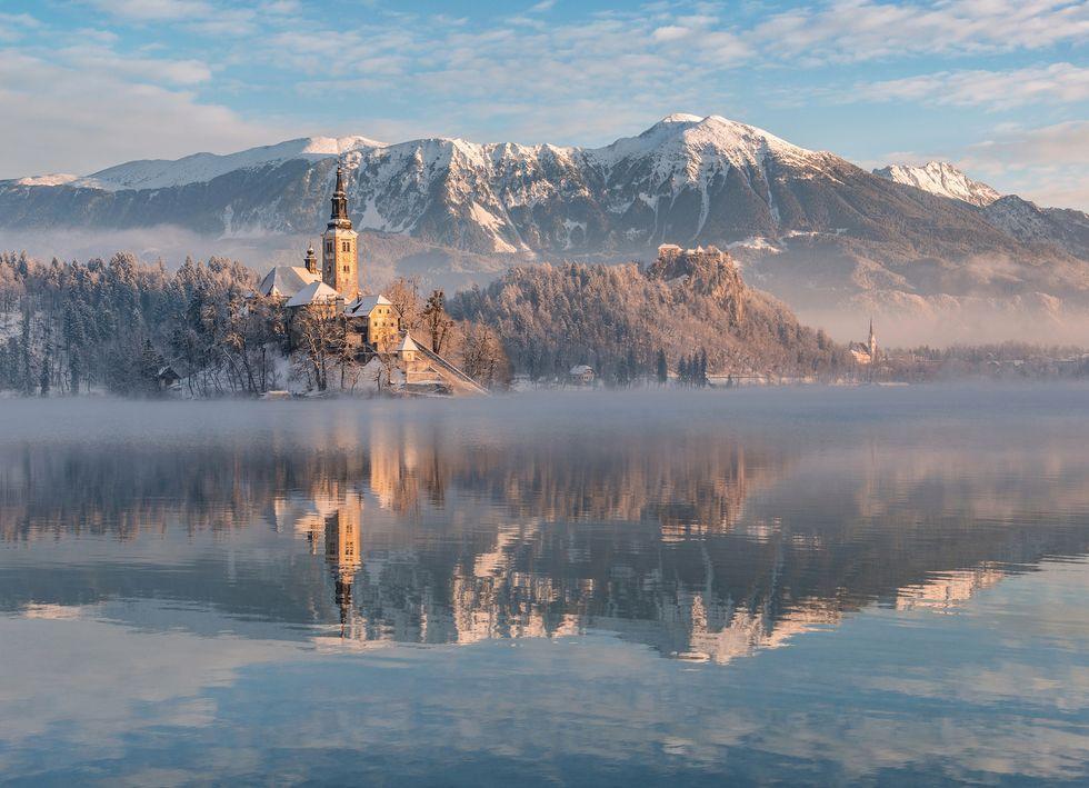 زیباترین دریاچه های جهان را بشناسید، تصاویر