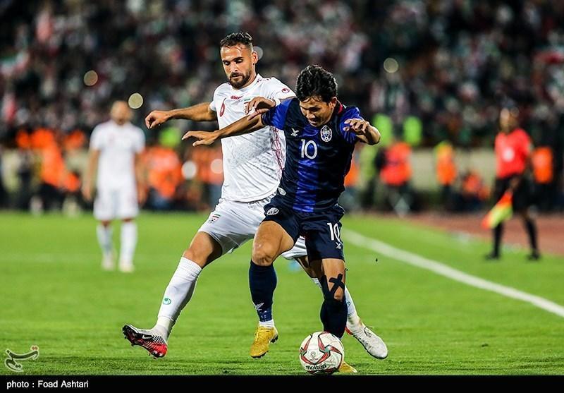 AFC برنامه دیدارهای ایران در انتخابی جام جهانی را بیان کرد
