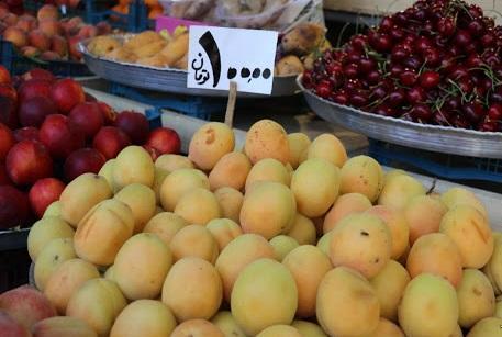 بیداد گرانی در بازار عمده فروشی میوه، قیمت 5 تا 30 هزار تومان