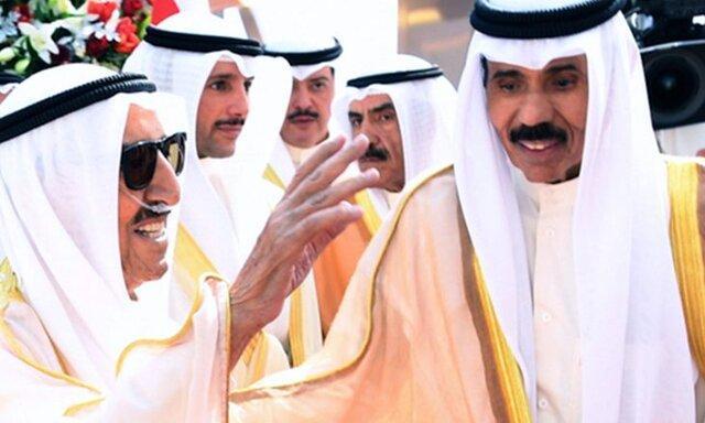 در پی بستری شدن امیر کویت، ولیعهد این کشور عهده دار امور شد