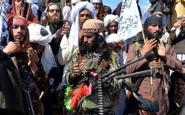 کوهستان افغانستان توسط طالبان سقوط کرد