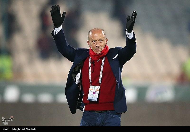 واکنش کالدرون به قهرمانی تیم پرسپولیس در لیگ برتر