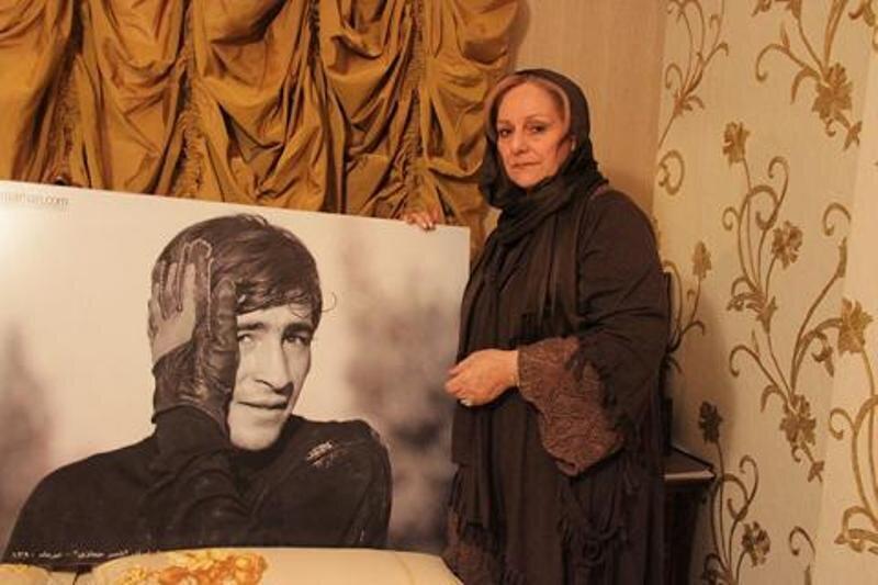 عذرخواهی همسر ناصر حجازی به دلیل ویدیوی جنجالی