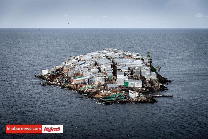 جزیره ای که مساحتش نصف زمین فوتبال است اما اعلام خودمختاری نموده!