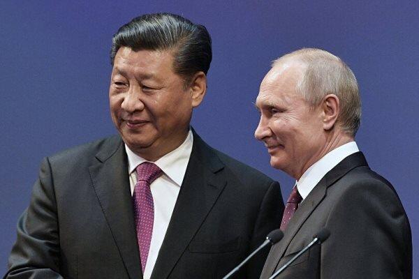 پوتین: همکاری امنیتی روسیه-چین مهم است
