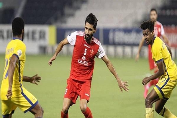 نامه نگاری AFC به فیفا درباره شکایت النصر علیه پرسپولیس