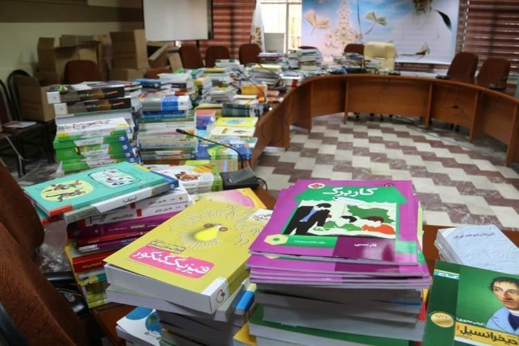 کتابخانه ملی 4000 جلد کتاب به کتابخانه های عمومی کردستان اهدا کرد