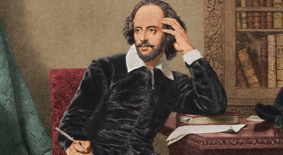 شعری از ویلیام شکسپیر با ترجمه فارسی