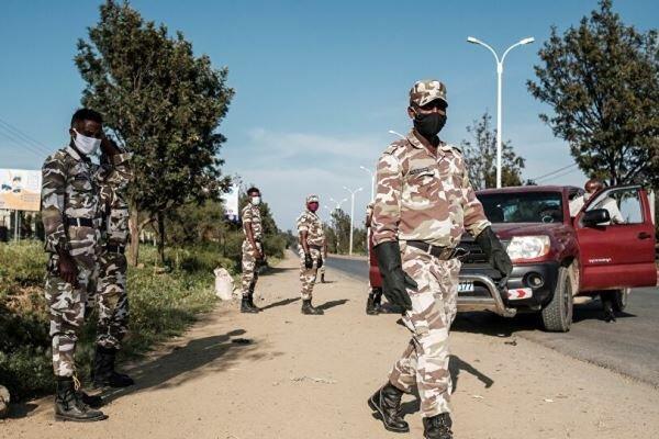 کاربرد تسلیحات سنگین در درگیریهای مرزی میان اریتره با شمال اتیوپی
