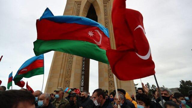 اختلاف آنکارا - مسکو بر سر استقرار نظامی ترکیه در جمهوری آذربایجان