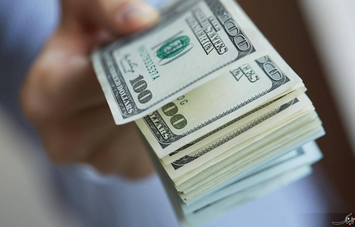 قیمت دلار در بازار متشکل امروز دوشنبه 1399، 09، 10