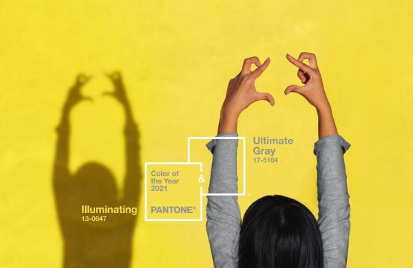 شرکت پنتون رنگ سال 2021 را اعلام نمود؛ ترکیبی از استقامت و امید به زندگی