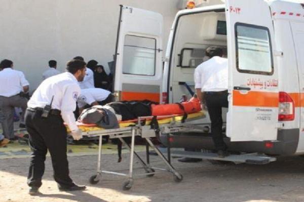 خبرنگاران 14 مصدوم در 2 حادثه رانندگی جاده های گناباد