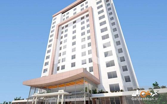 هتل کوروش کیش؛ اقامتگاهی 5ستاره در میدان پردیس، عکس