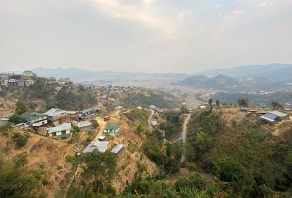 فرار افسران پلیس میانمار به هند به دلیل خودداری از کشتار معترضان