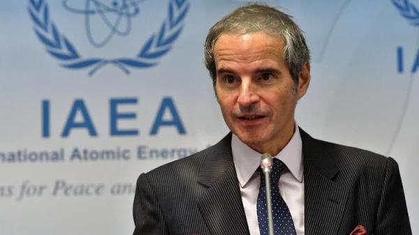 گروسی اعضای آژانس را از قصد ایران درباره پروتکل الحاقی مطلع کرد