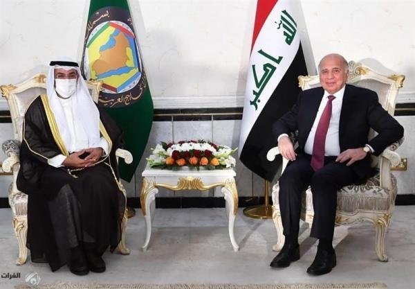 فواد حسین: سازوکار همکاری میان عراق و شورای همکاری باید فعال گردد