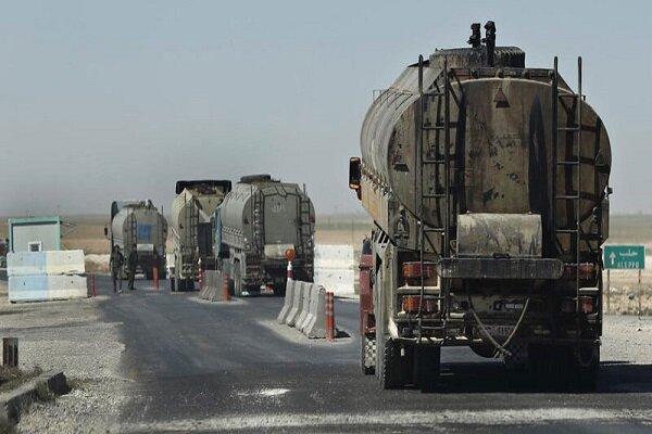 90 درصد نفت سوریه در اختیار راهزنان آمریکایی واقع شده است