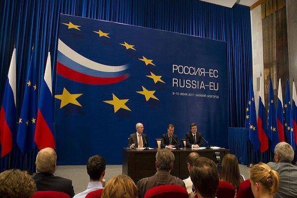 کوشش اتحادیه اروپا برای کاهش تنش با روسیه