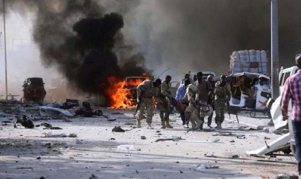 خبرنگاران حمله انتحاری در سومالی 5 کشته و 10 زخمی داشت