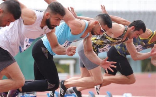 دوومیدانی قهرمانی ایران؛ هاشمی قهرمان 400 متر شد