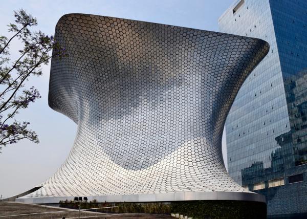 موزه سمیه؛ زیباترین موزه هنر مکزیک