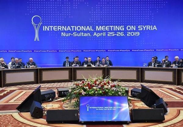 اعلام زمان دور جدید مذاکرات آستانه درباره سوریه
